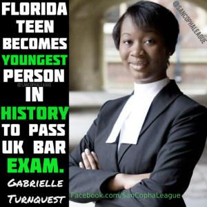 Ms. Gabrielle Turnquest UK Children Lawyer