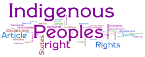 9 August  UN INTERNATIONAL DAY OF Indigenous People