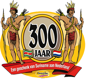 Geschenk van Suriname aan Nederland