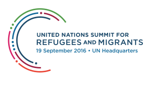 Summit 2016 UN Refugees & Migrants
