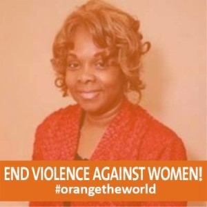 Helene H. Oord Say No To End Violence