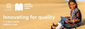 Inovation for quality Unesco Paris
