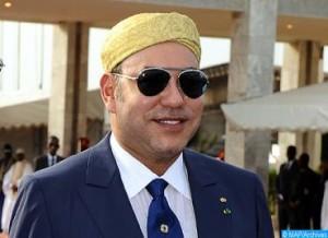 HM King Mohammed VI