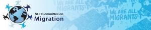 NGO Migration Committee Logo
