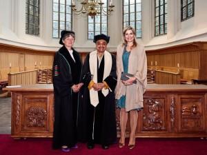 Maxima, Professor Saradindu Bhaduri (Prince Claus Chair) 23 May 2016