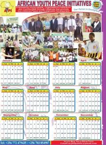 WM AYPI 2014 Calendar