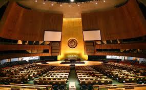 WM UN General Essambly Room